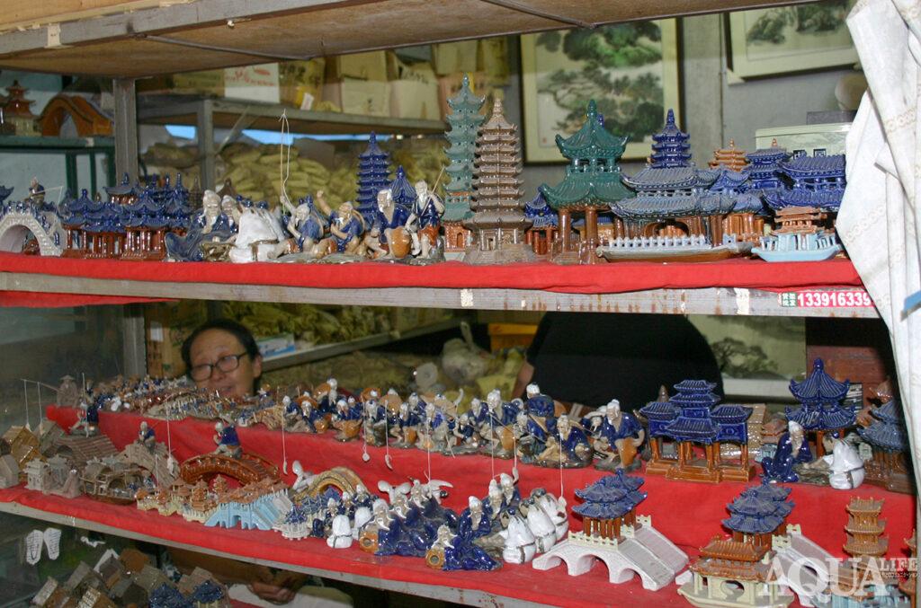中国観賞魚マーケット